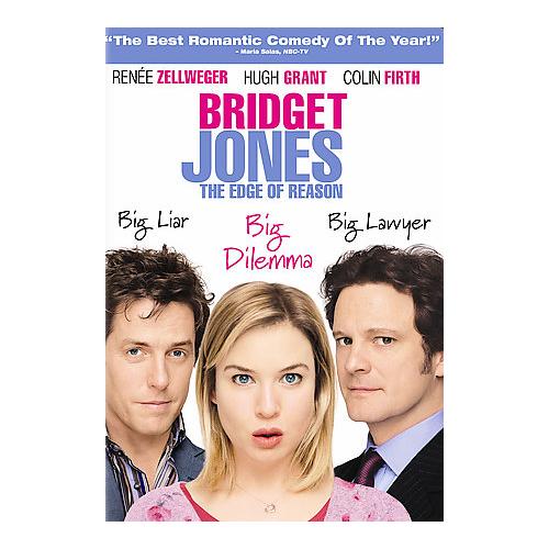 Bridget Jones: The Edge Of Reason (Blu-ray) (2004)