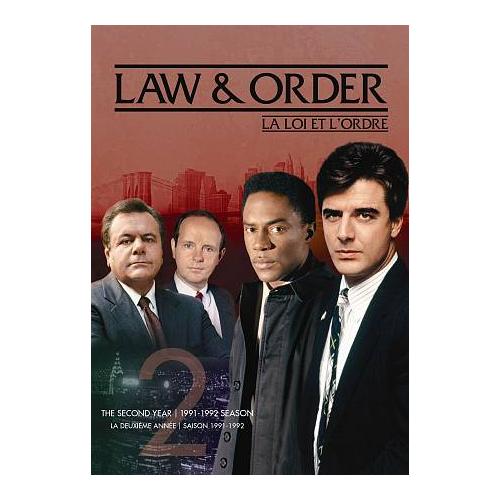 Law & Order: Saison 2