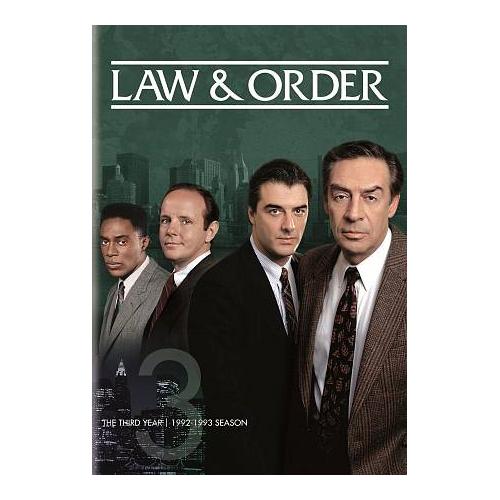 Law & Order: Saison 3