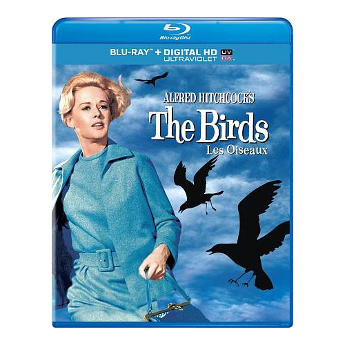 Birds (Blu-ray) (1963)