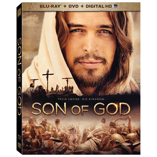 Son Of God (Blu-ray Combo) (2014)