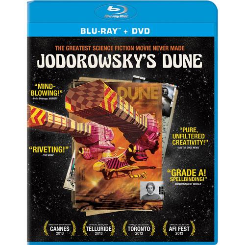 Jodorowsky's Dune (Blu-ray Combo)