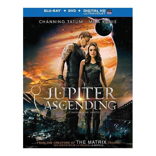 Jupiter Ascending (Blu-ray) (2014)