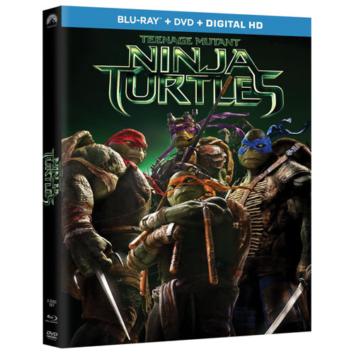 Teenage Mutant Ninja Turtles (Blu-ray Combo) (2014)