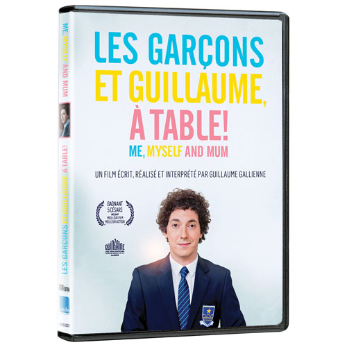 Les Garcons Et Guillaume A Table!