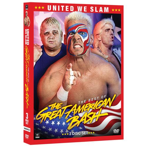 WWE 2014: United We Slam: Best of