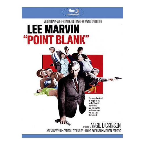 Point Blank (Blu-ray) (1967)