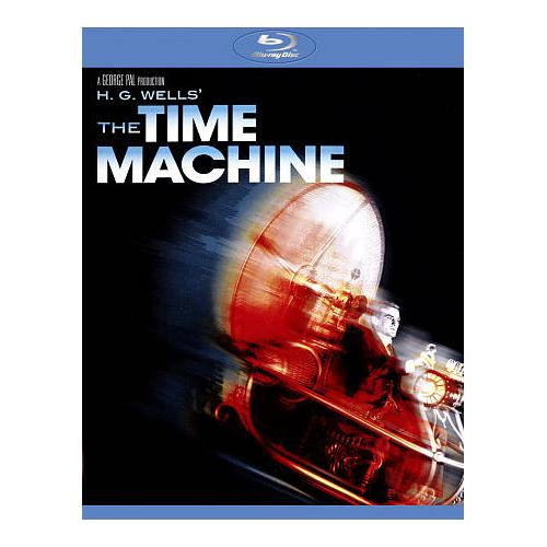 Time Machine '60 (Blu-ray)
