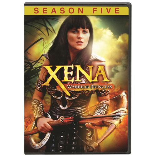 Xena Warrior: Saison 5