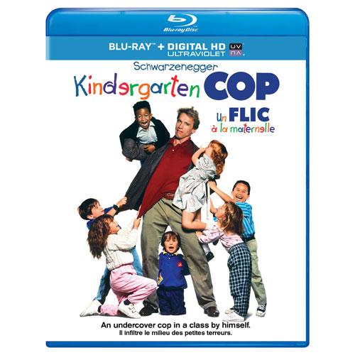Kindergarten Cop (Blu-ray)