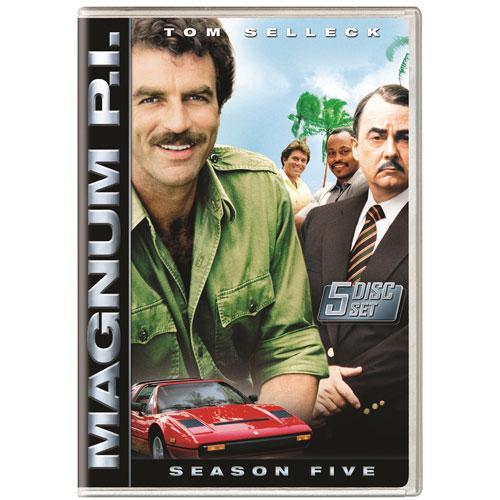 Magnum P.I: Season 5