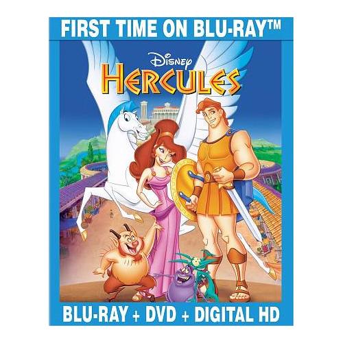 Hercules (Bilingual) (Blu-ray Combo)