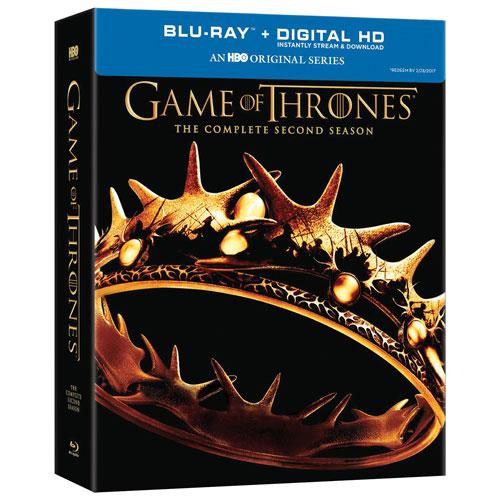 Game of Thrones: Saison 2 (Blu-ray)
