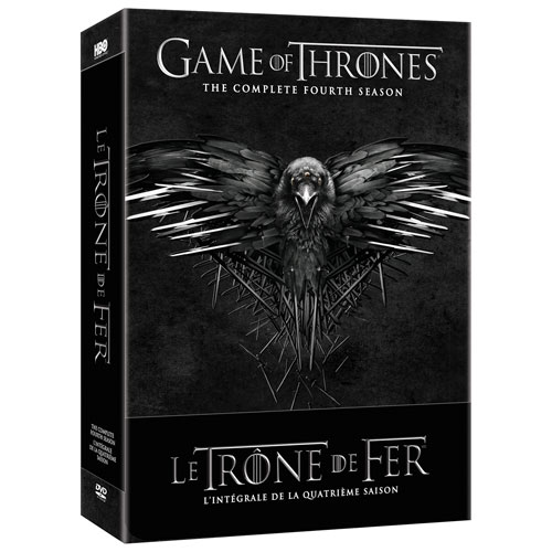 Game of Thrones: Season 4 (Bilingual)