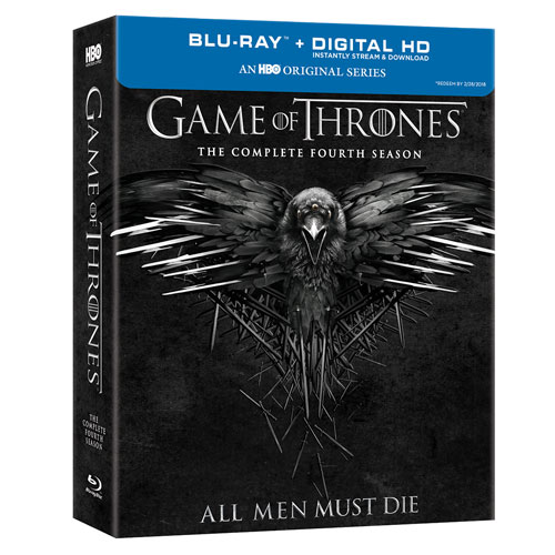 Game of Thrones: Saison 4 (Blu-ray)