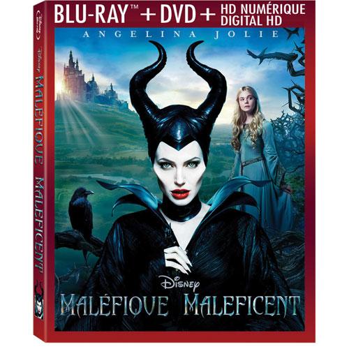 Maleficent (Bilingual) (Blu-ray Combo) (2014)