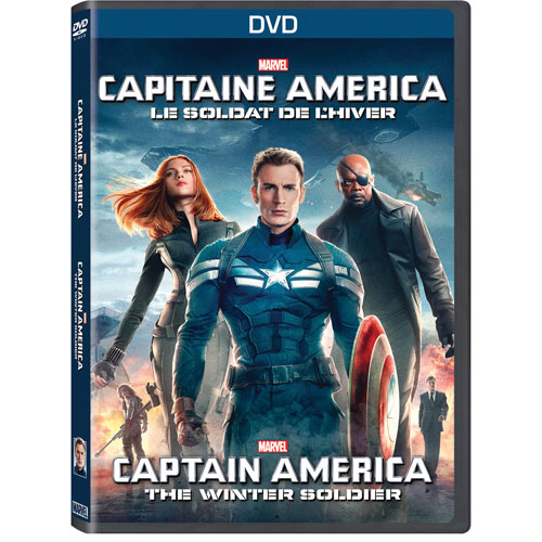 Captain America: Winter Soldier (Bilingue) (2014)