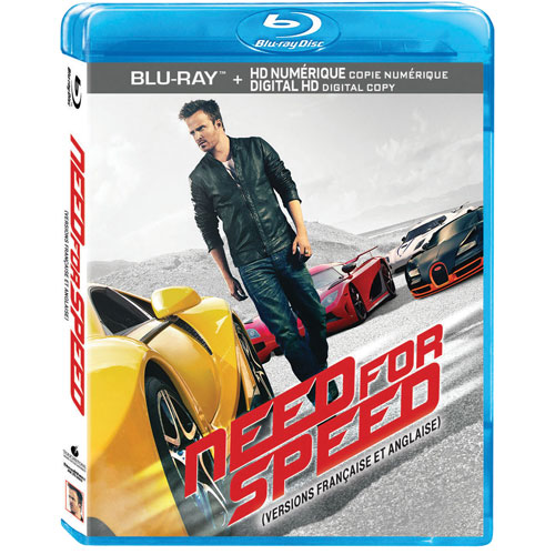 Need for Speed (Bilingual) (Blu-ray) (2014)
