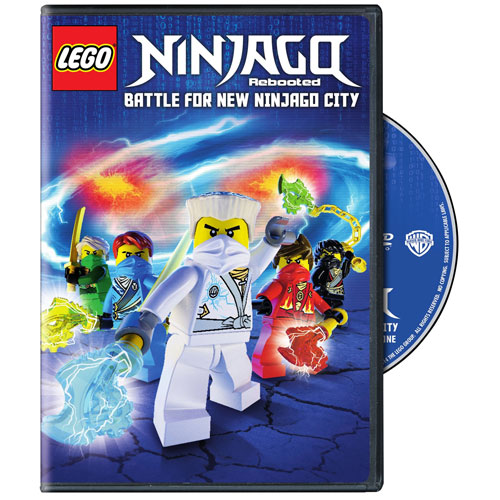 LEGO Ninjago Rebooted: Season 3 Part 1