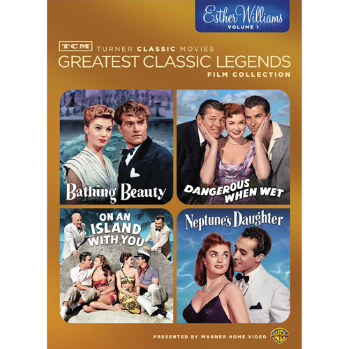 TCM Greatest: Legends - Esther Williams Vol 1
