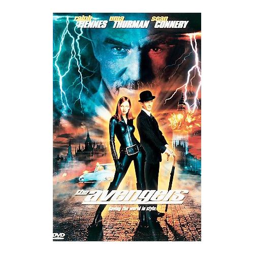 The Avengers (Blu-ray) (1998)
