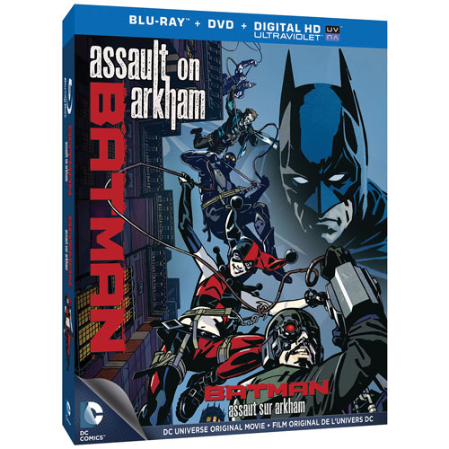 Batman: Assault on Arkham (DC Universe) (Blu-ray)
