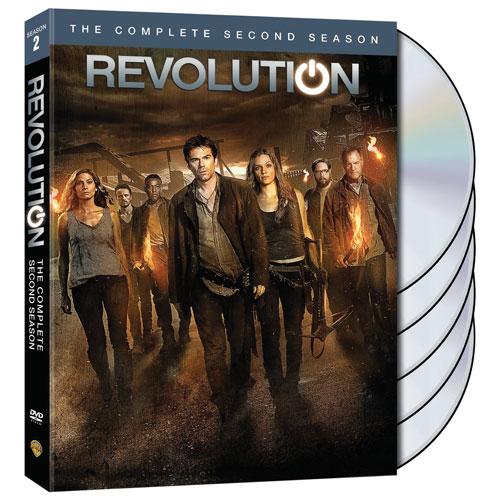 Revolution: L'intégrale de la deuxième saison