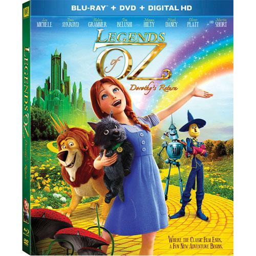 Legends Oz Dorothy (Blu-ray)