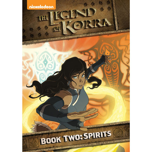 Legend Of Korra: Book 2: Spirits