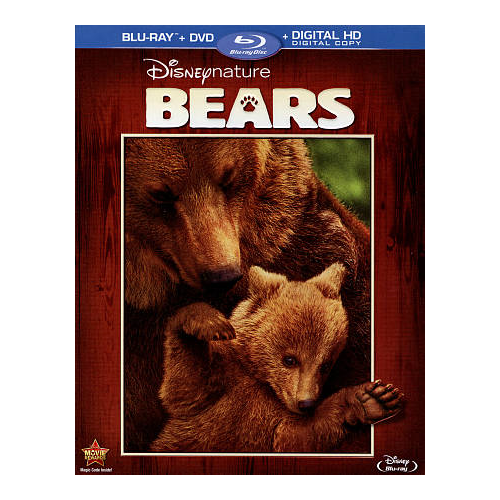 Disneynature: Bear's (Blu-ray Combo)