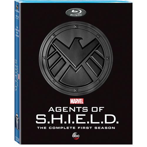 Marvel's Agents S.H.I.E.L.D: Saison 1 (Blu-ray)