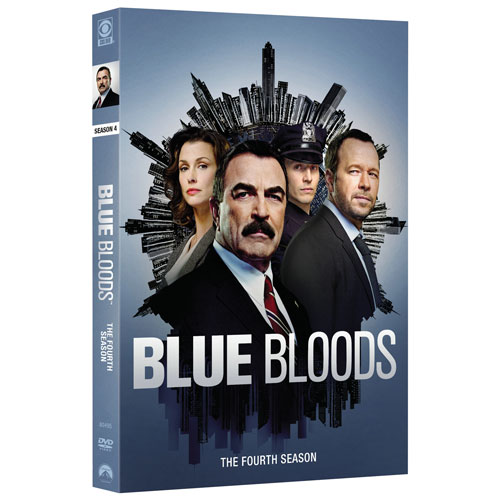 Blue Bloods: The Fourth Season