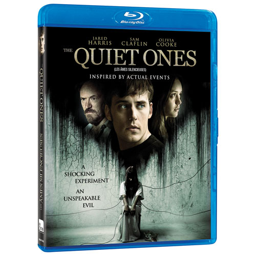 Quiet Ones (Blu-ray)