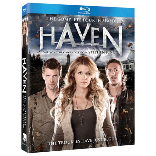Haven: saison 4 (Blu-ray)