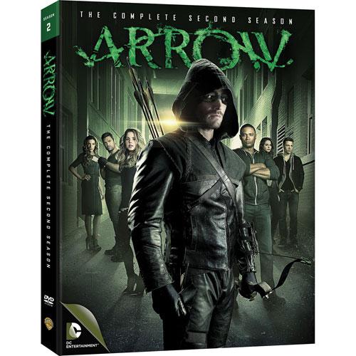 Arrow: L'intégrale de la deuxième saison