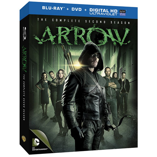 Arrow: The Complete Second Season (Blu-ray)