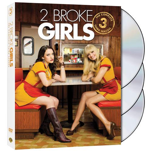 2 Broke Girls: L'intégrale de la troisième saison