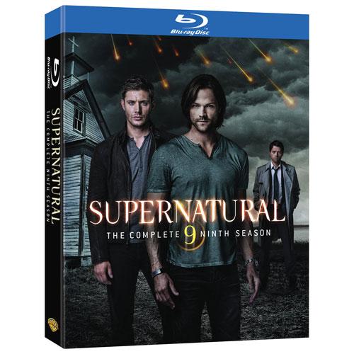 Supernatural : L'intégrale de la neuvième saison (Blu-ray)