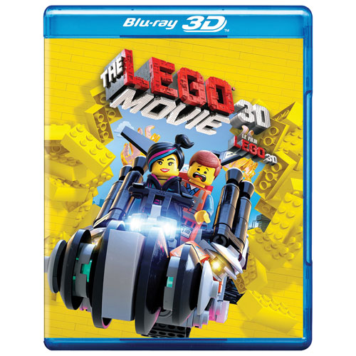 The Lego Movie (3D Blu-ray Combo) (2014)