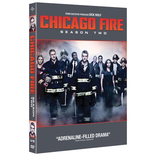 Chicago Fire: Saison 2
