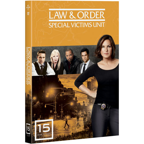Law & Order: Special Victims Unit - Year Fifteen