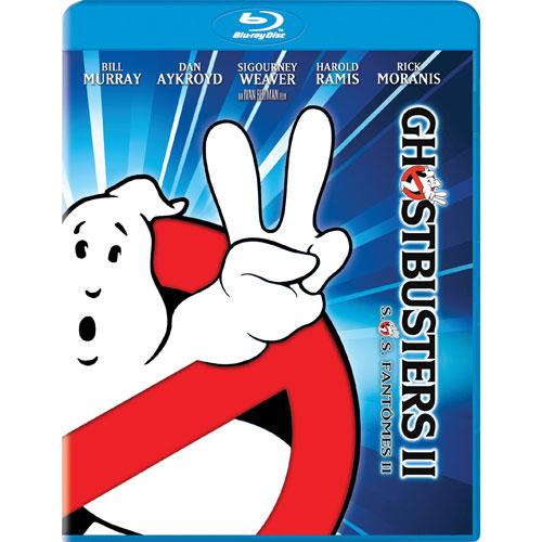 Ghostbusters II (4K-Remastered) (Blu-ray)