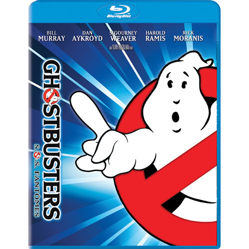 Ghostbusters (4K-Remastered) (Blu-ray)
