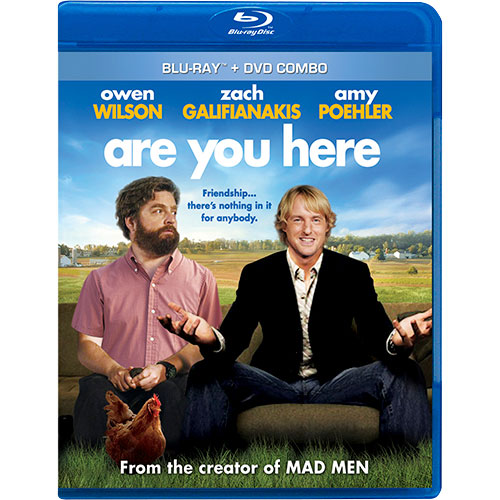 Are You Here (Blu-ray Combo)