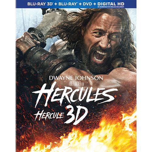 Hercules (3D Blu-ray Combo) (2014)
