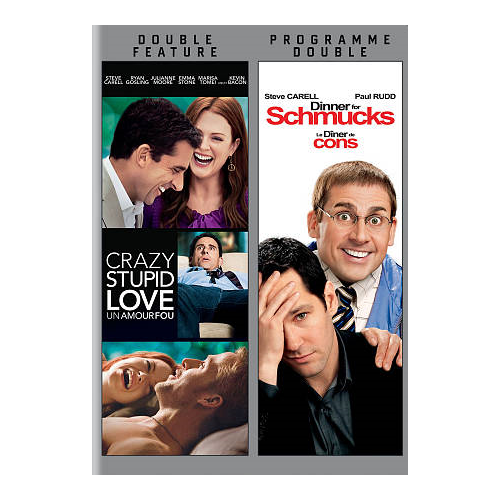 Crazy Stupid Love/ Dinner for Schmucks