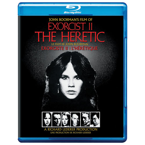 Exorcist II: The Heretic (Bilingual) (Blu-ray)
