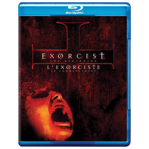 Exorcist: The Beginning (Bilingual) (Blu-ray)