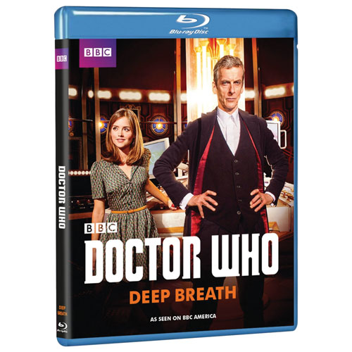 Doctor Who: Series 8 Premiere (Blu-ray)