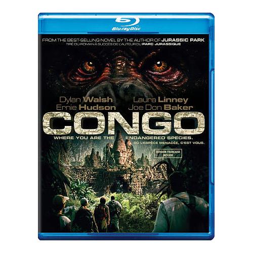 Congo (bilingue) (Blu-ray)
